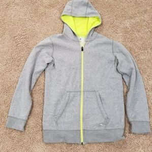 Xersion Hoodie Sweatshirt Boys Jacker XL
